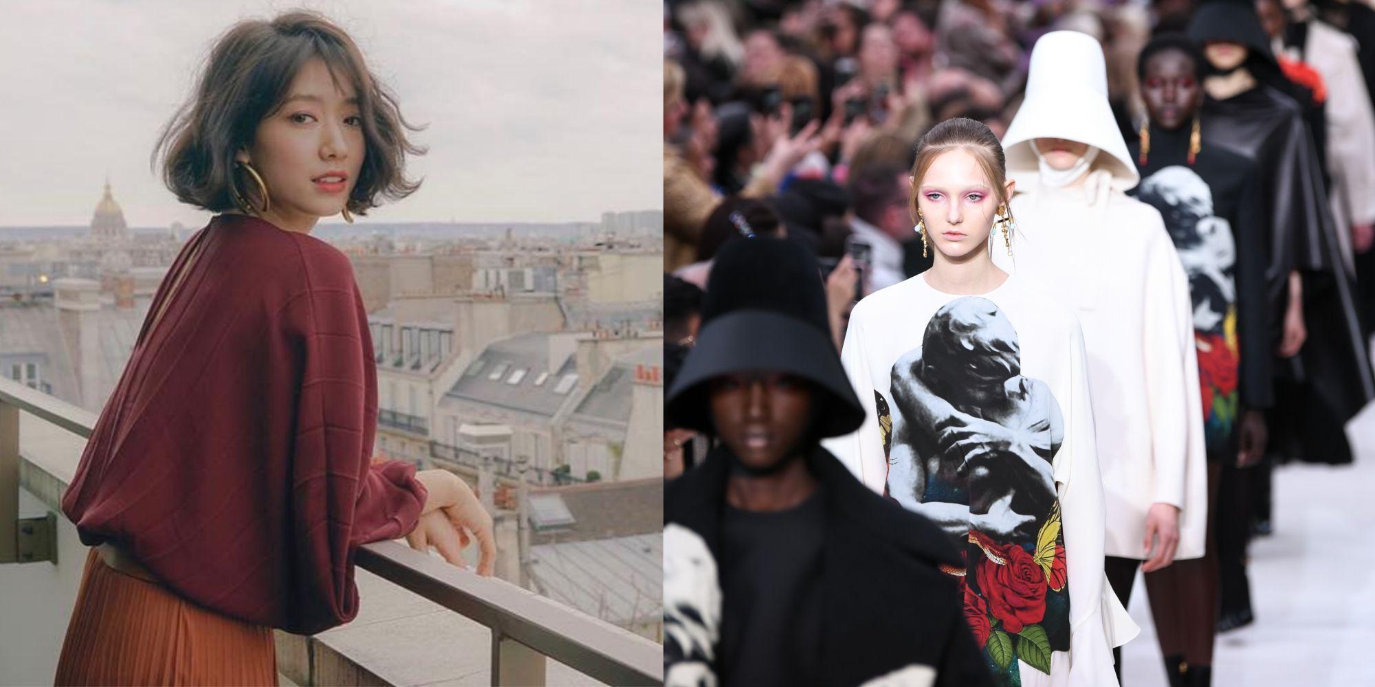 Valentino, Valentino 2019, 巴黎時裝秀, 朴信惠