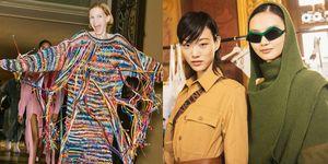 【巴黎時裝週】Stella McCartney 寫下了歷史的一場時裝秀!連歐普拉、傳奇超模都特別為了「這件事」趕到巴黎支持!