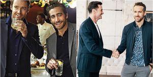 「好萊塢三寶」IG再度發文互嗆攻擊!休傑克曼、傑克葛倫霍、萊恩雷諾斯根本最佳損友組合