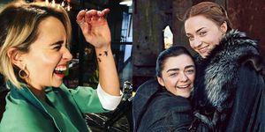 「龍后」艾蜜莉亞克拉克把她的龍孩子們「刺」在手腕上啦!還有《權力遊戲》史塔克家的「姊妹刺青」,你看懂了嗎?