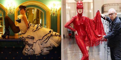 「時尚怪胎秀」什麼東西?設計出瑪丹娜「木蘭飛彈裝」的 Jean-Paul Gaultier 又來搞怪了!