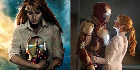 驚爆「小辣椒」葛妮絲派特洛會在《復仇者4》加入戰場!網瘋傳這件超美「紫色鋼鐵盔甲」