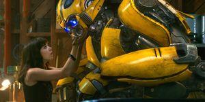 在看《大黃蜂》之前一定要知道的3件事!這隻「變形金剛」真的超可愛!