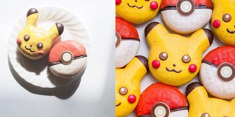 日本 Mister Donuts 推出超可愛「皮卡丘甜甜圈」!還有期間限定的週邊商品每一件都必須收藏!
