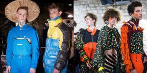 超土「農夫裝」、「防曬套」登上巴黎時裝週!台灣囝仔 Angus Chiang 新一季設計真的怪美的