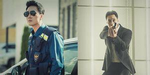 蘇志燮一分鐘變換多種角色:警察、殺手、特務... 還有道士?只有在《我身後的陶斯》才能看見這樣的大蘇