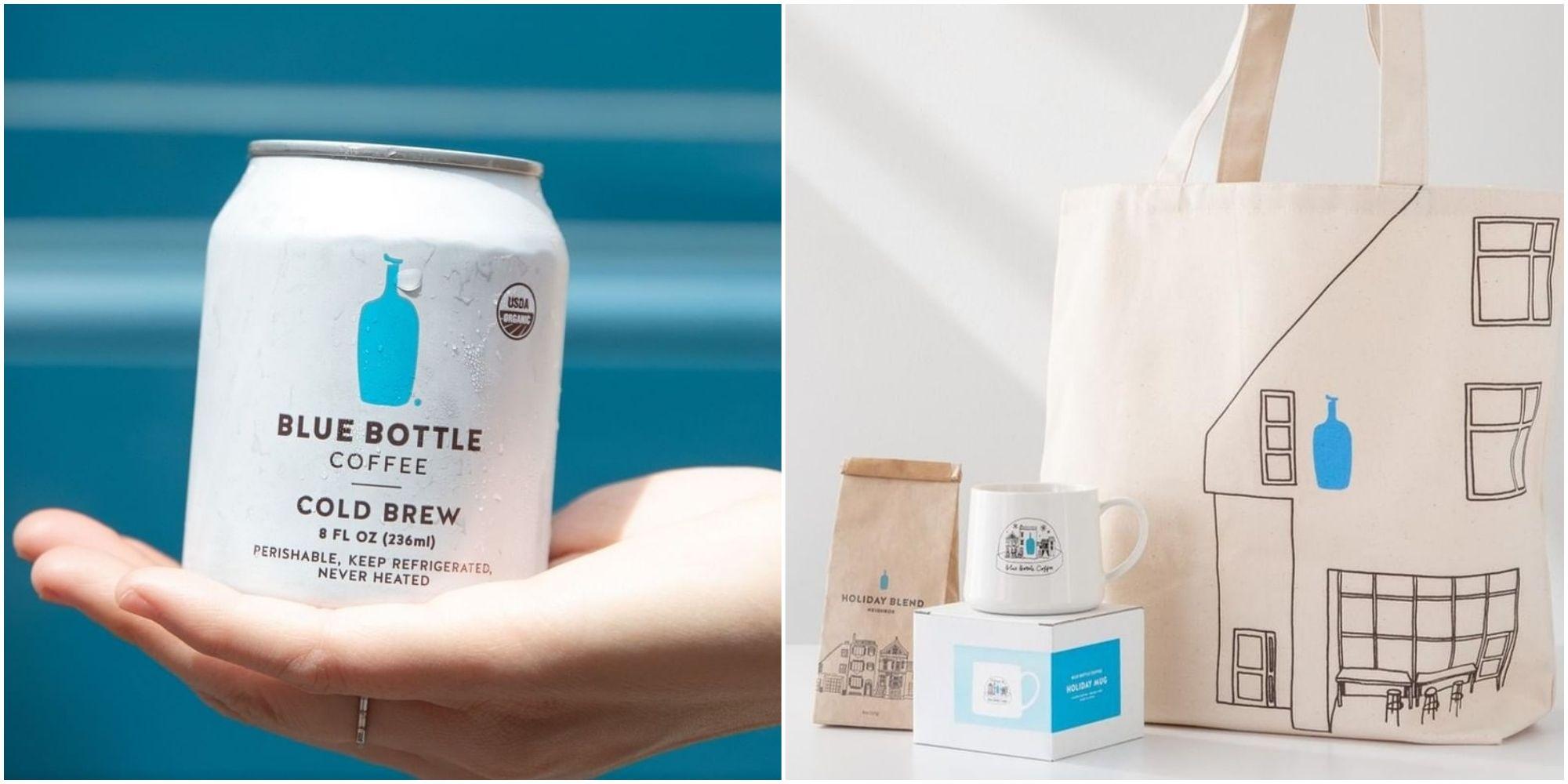 「Blue Bottle藍瓶咖啡」快閃禮品店進駐微風南山!3款限定商品搶先曝光