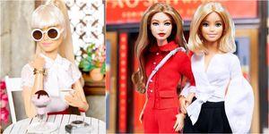 和 Gigi Hadid 逛街、穿超時尚訂製服⋯「芭比娃娃」的IG帳號竟然比名媛女星更受矚目,到底在紅什麼?