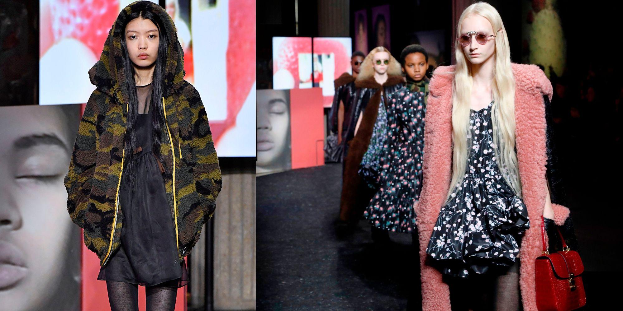 【巴黎時裝週】Miu Miu 宣布「迷彩」時尚回歸!迷彩大衣、迷彩包、迷彩靴⋯ 還有迷你太陽眼鏡!