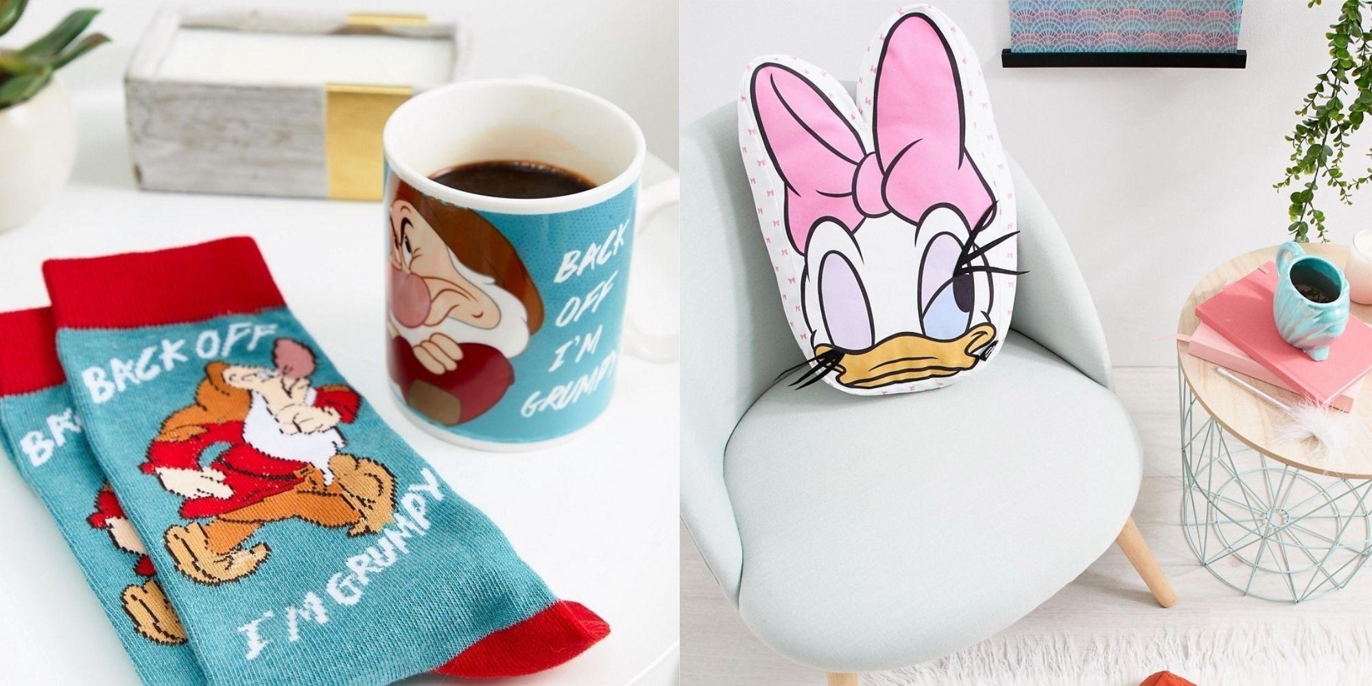 精選 ASOS 迪士尼小物慶祝米奇90週年!茶壺太太茶具組、黛西靠枕、公主手機殼樣樣都必收