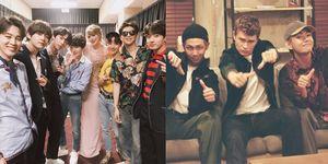 紅髮艾德竟然寫了一首歌給 BTS 防彈少年團!盤點那些搶著和 BTS 合作的「超大牌粉絲」,這些名字會讓你大吃一驚!