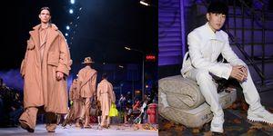 夜光球鞋和巨型包包超狂!Virgil Abloh 把麥可傑克森經典搬上 Louis Vuitton 2019 秋冬男裝秀場太震撼!