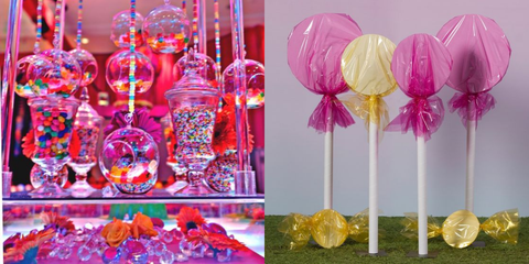 candyland homecoming prom high school dance party theme candy lollipop