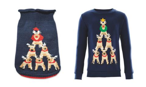 Aldi Kersttrui.Aldi Komt Met Matchende Kersttruien Voor Jou En Je Hond