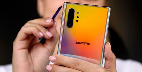 Samsung Galaxy Note 10 and Samsung Galaxy Note 10 Plus unveiled in Moscow
