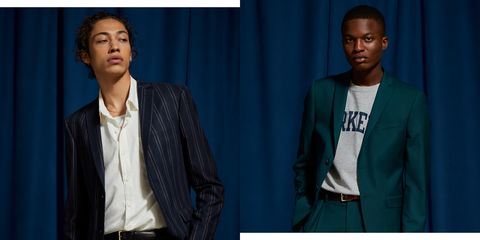 Outerwear, Fashion, Human, Blazer, Suit, Jacket, Photography, Adaptation, Style,