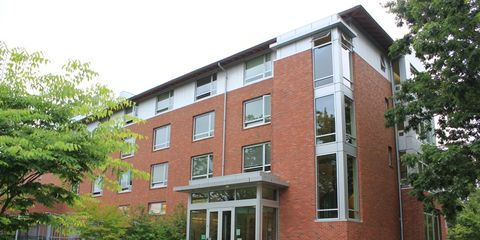 University of Oregon dorm