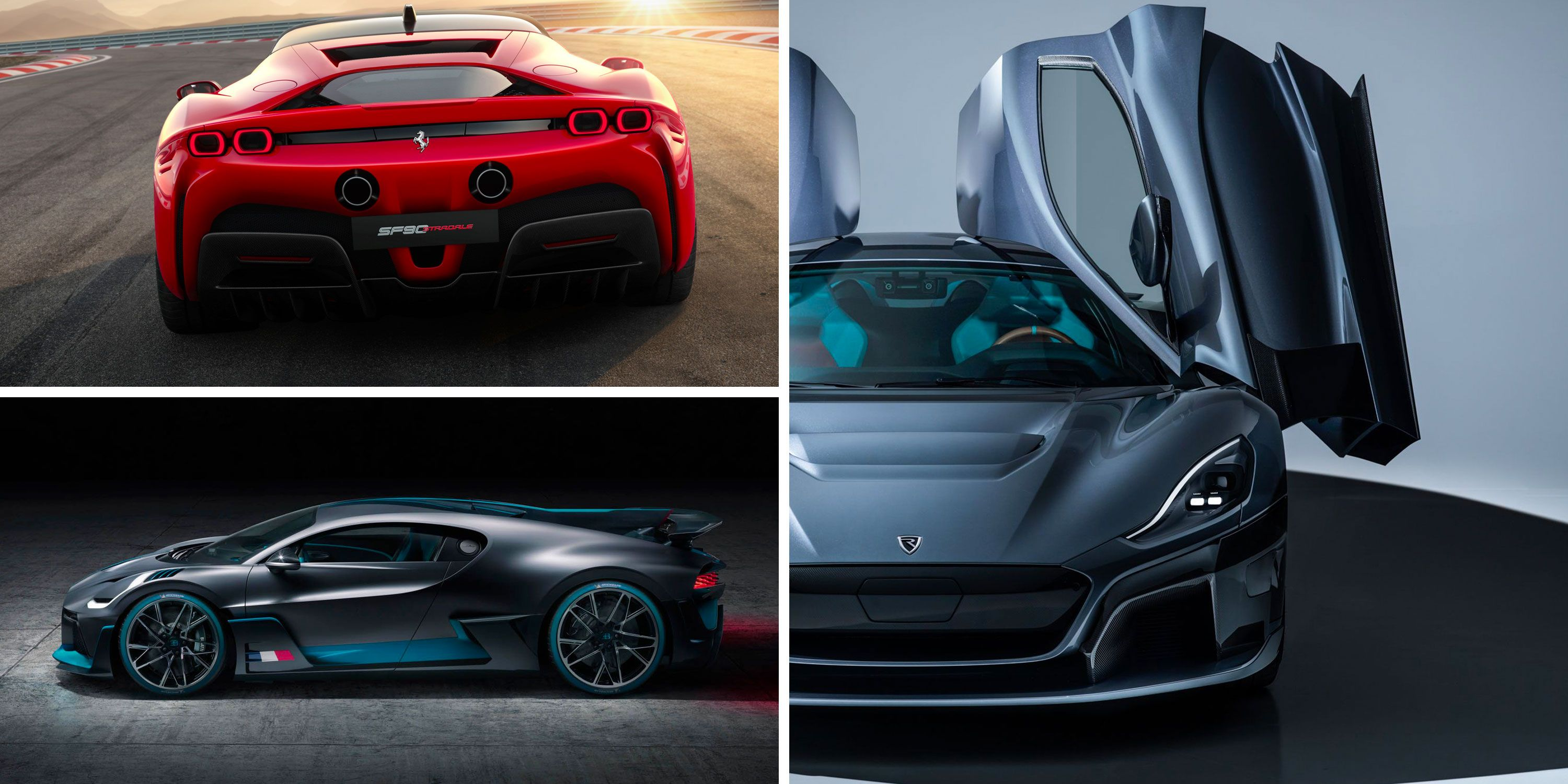 10 Insanely Powerful Hypercars To Look For In 2019 And Beyond