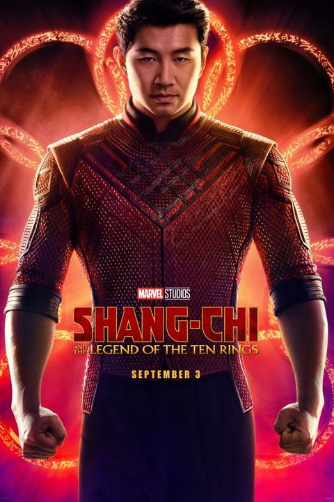 shangchi and the legend of the ten rings poster