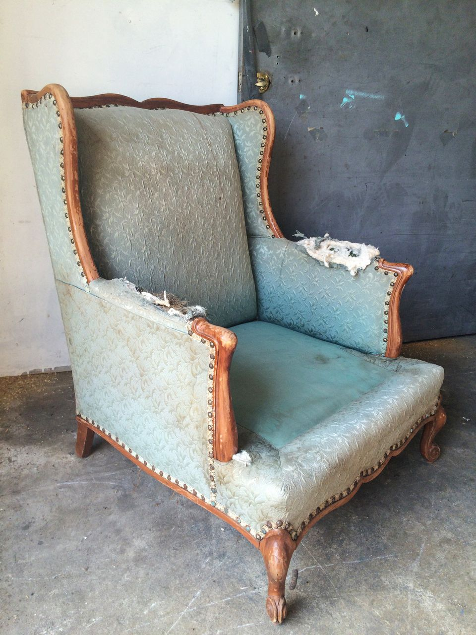 reuse old chairs patio furniture