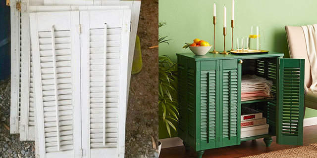12 Upcycled Furniture Ideas - Repurposed Furniture Before and After