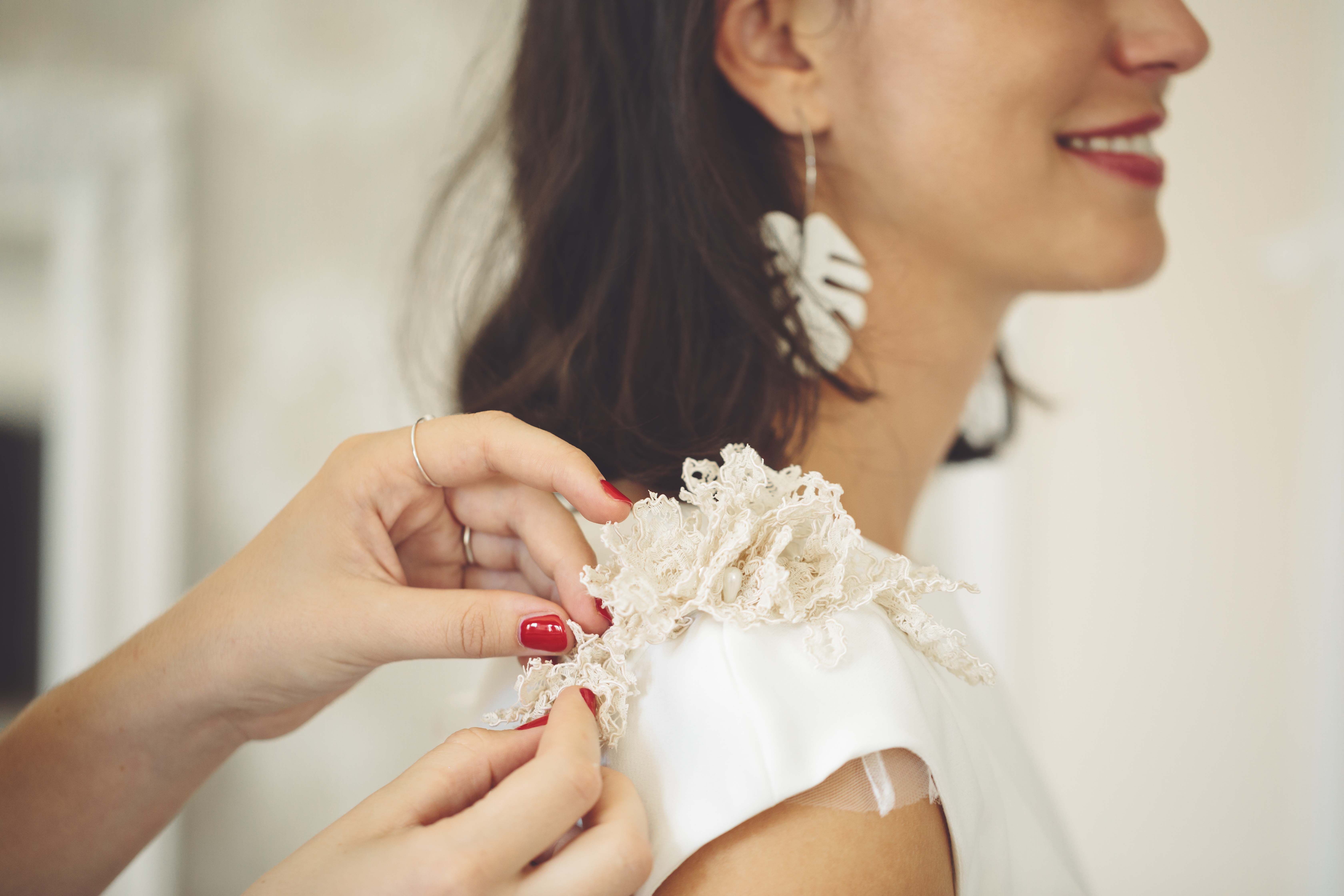 20 Of The Best Upcycled Wedding Dress Ideas