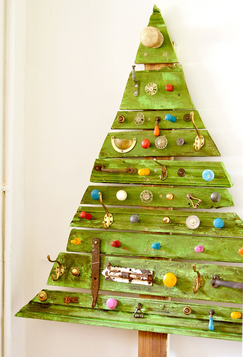 15 Pallet Christmas Tree Ideas Diy Wood Christmas Tree Plans