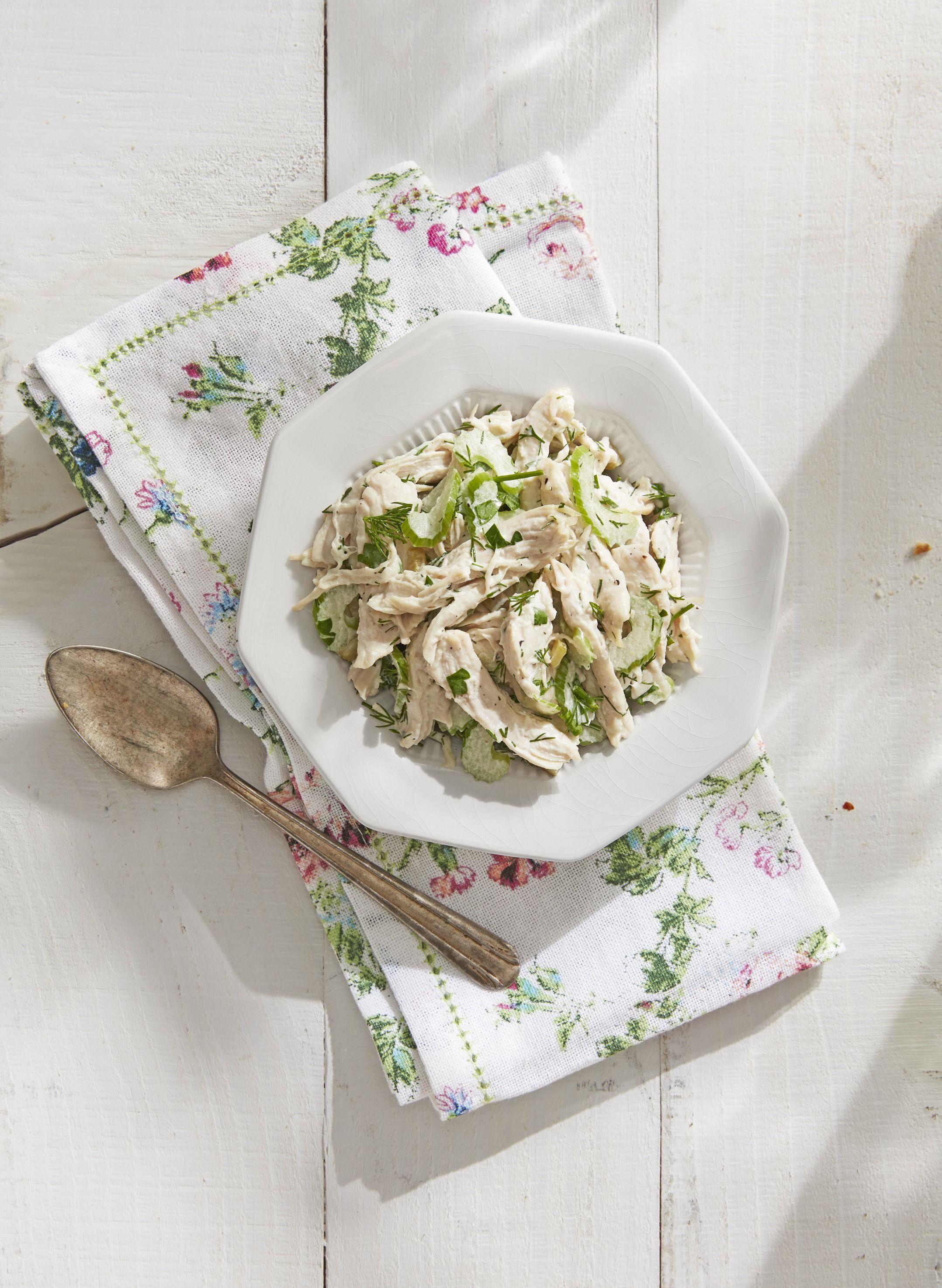 Best Updated Classic Chicken Salad Recipe How To Make Updated Classic Chicken Salad