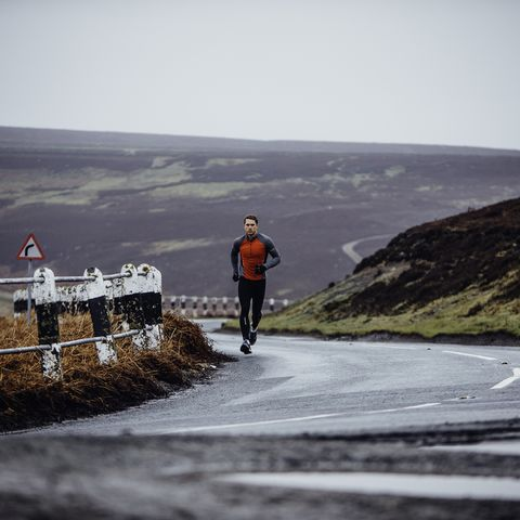 hill workouts for runners