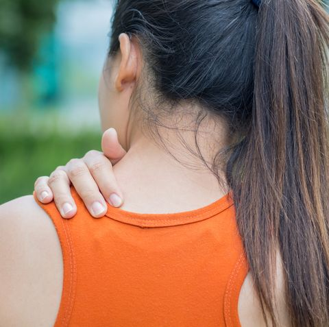 how to treat upper back pain