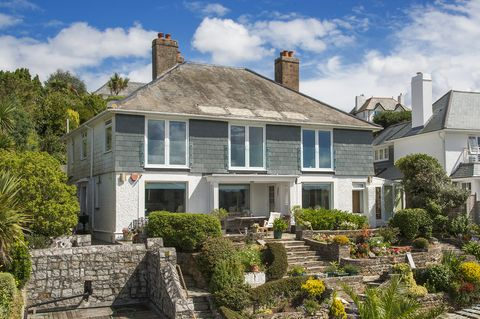 Beachside apartment in St Mawes, Cornwall