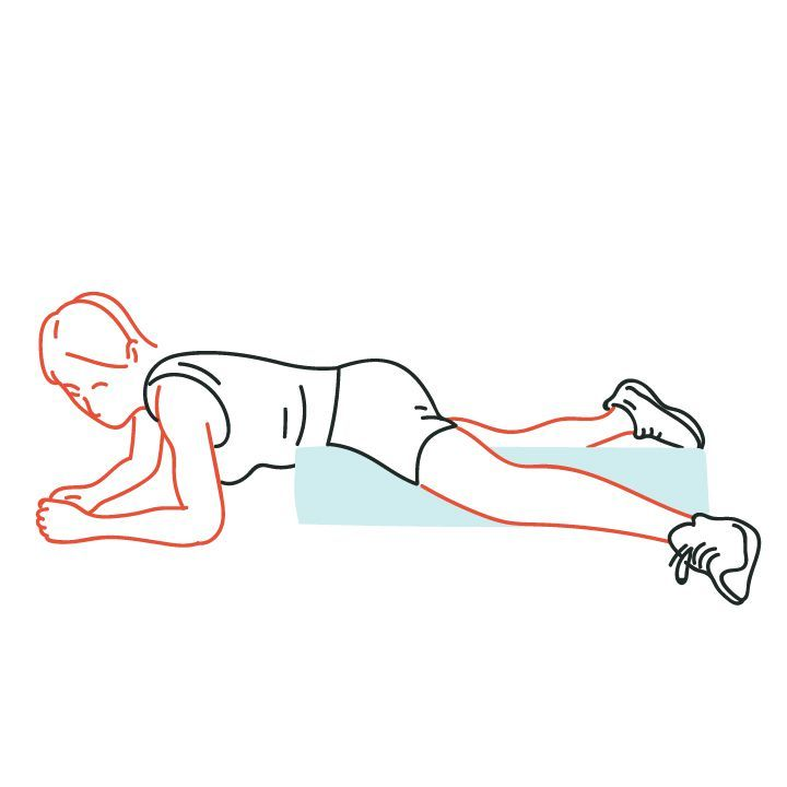 upper thigh groin pain stretch