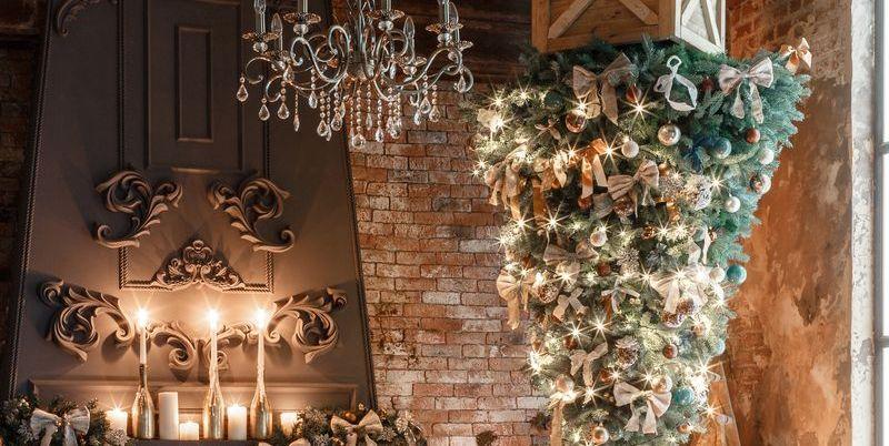 Upside Down Christmas Tree Ideas.Upside Down Christmas Tree Meaning Hanging Upside Down