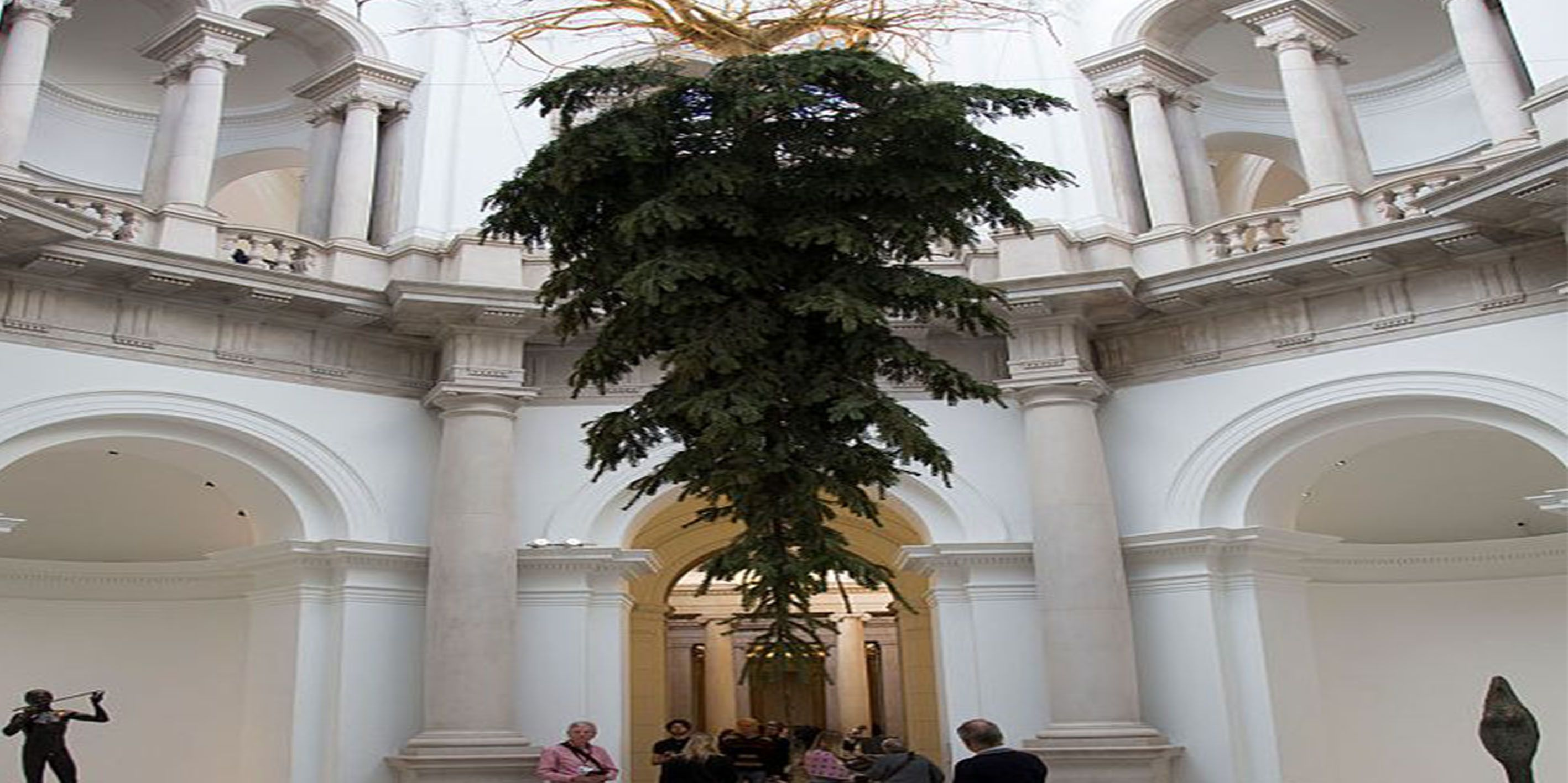 Upside Down Christmas Tree Meaning Origin Of Hanging Christmas
