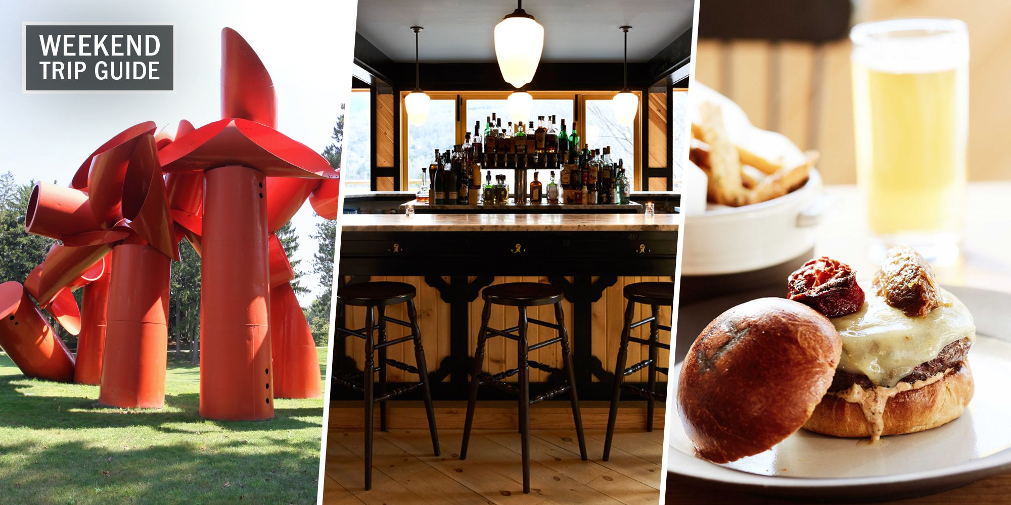 Weekend Trip Guide: Where to Stay, Eat, and Drink in the Hudson Valley