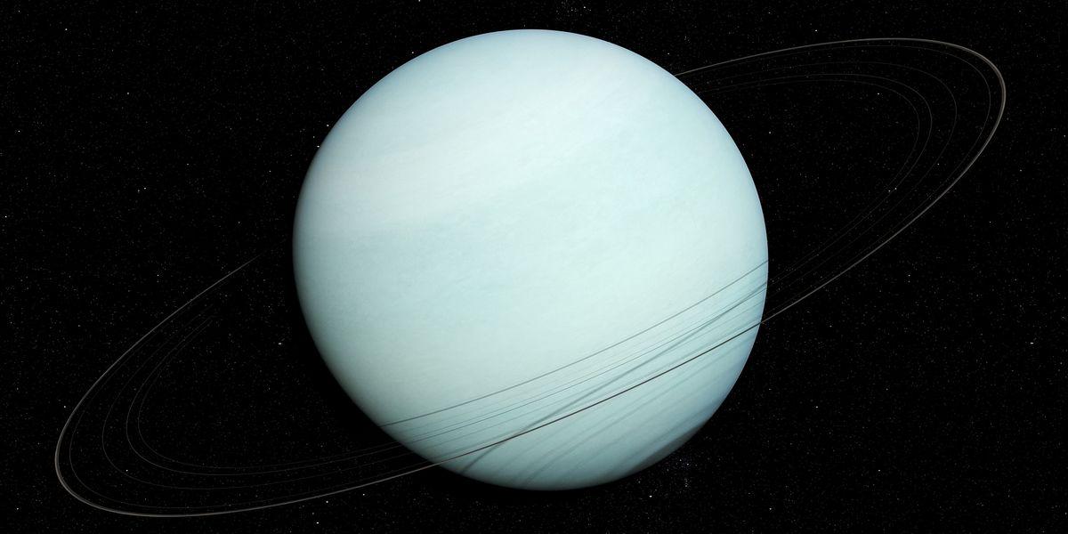 Uranus, No Joke, Is Leaking Gas