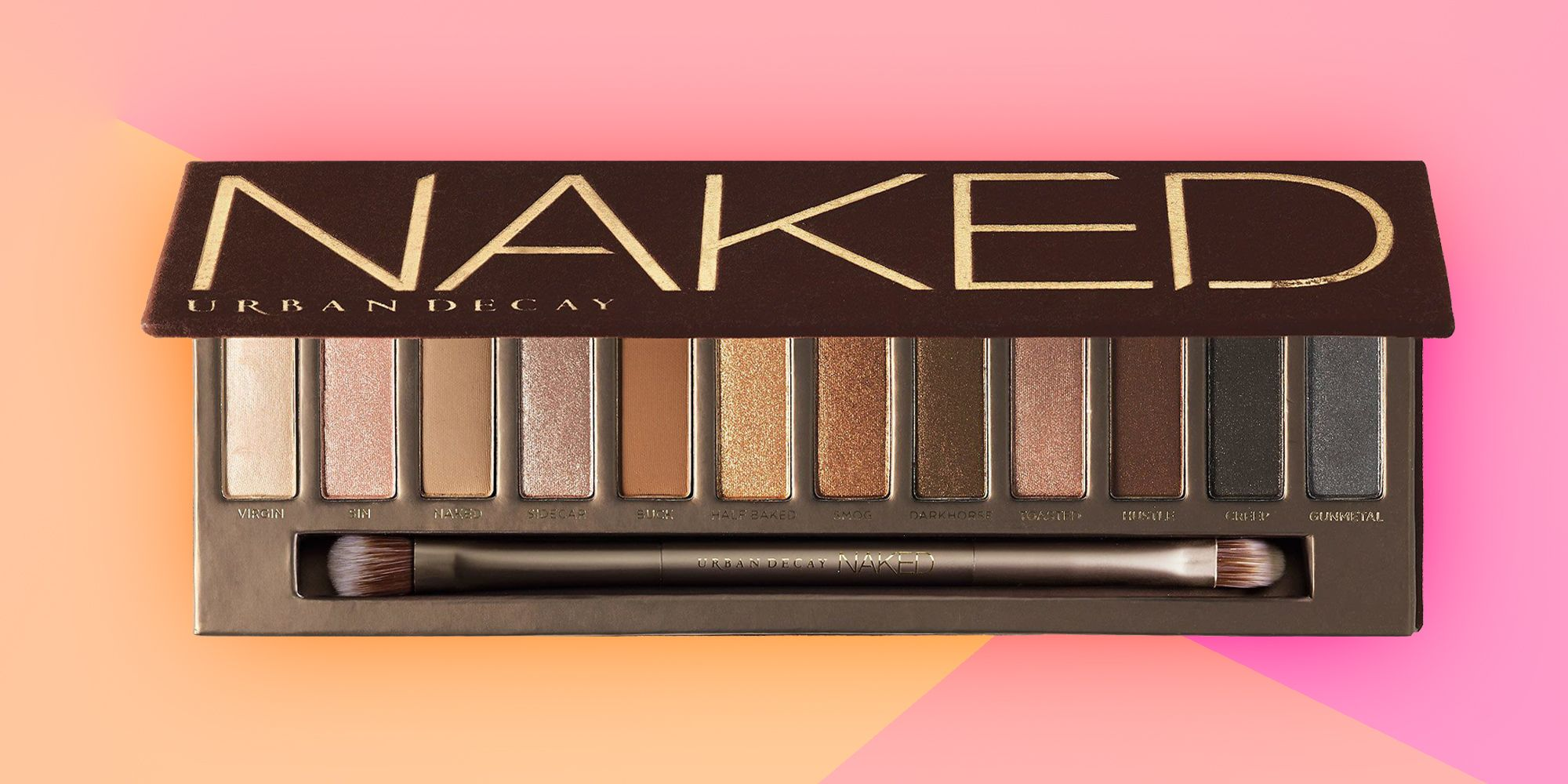 urban decay discontinue naked palette