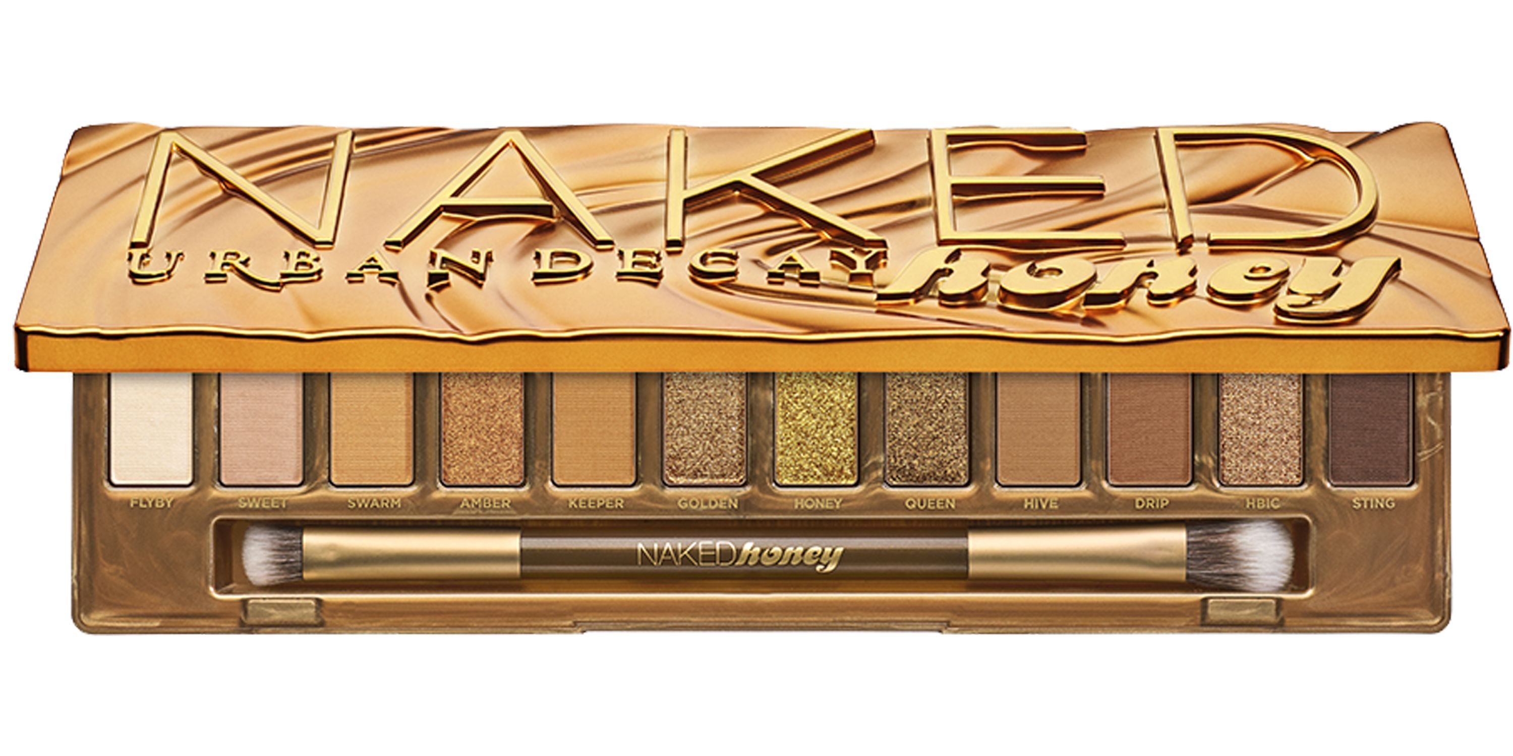 Urban Decay are launching a NAKED *Honey* palette and OMG