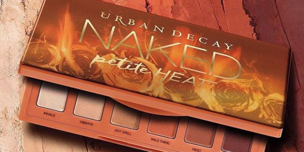 Urban Decay Naked Petite Heat flash sale