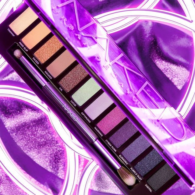 urban decay naked ultraviolet palette