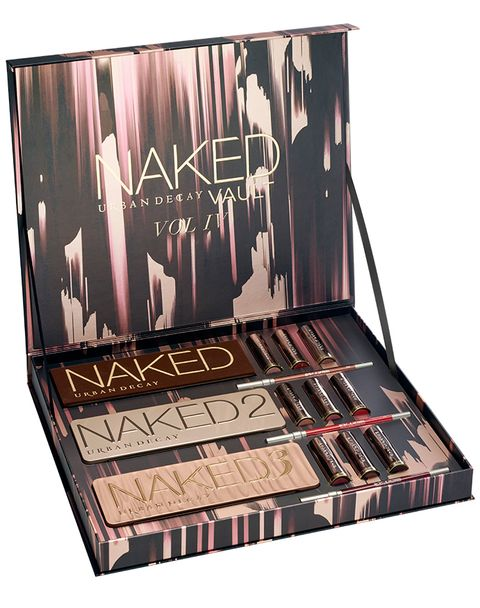Urban Decay Naked Vault for Christmas 2014! | Lip Drama