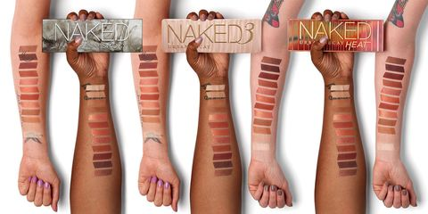 urban decay nakedpalettes best 2018