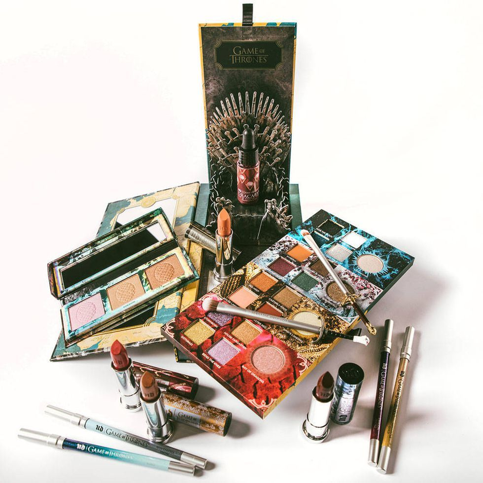 See Every Product in the Game of Thrones x Urban Decay Makeup Collection