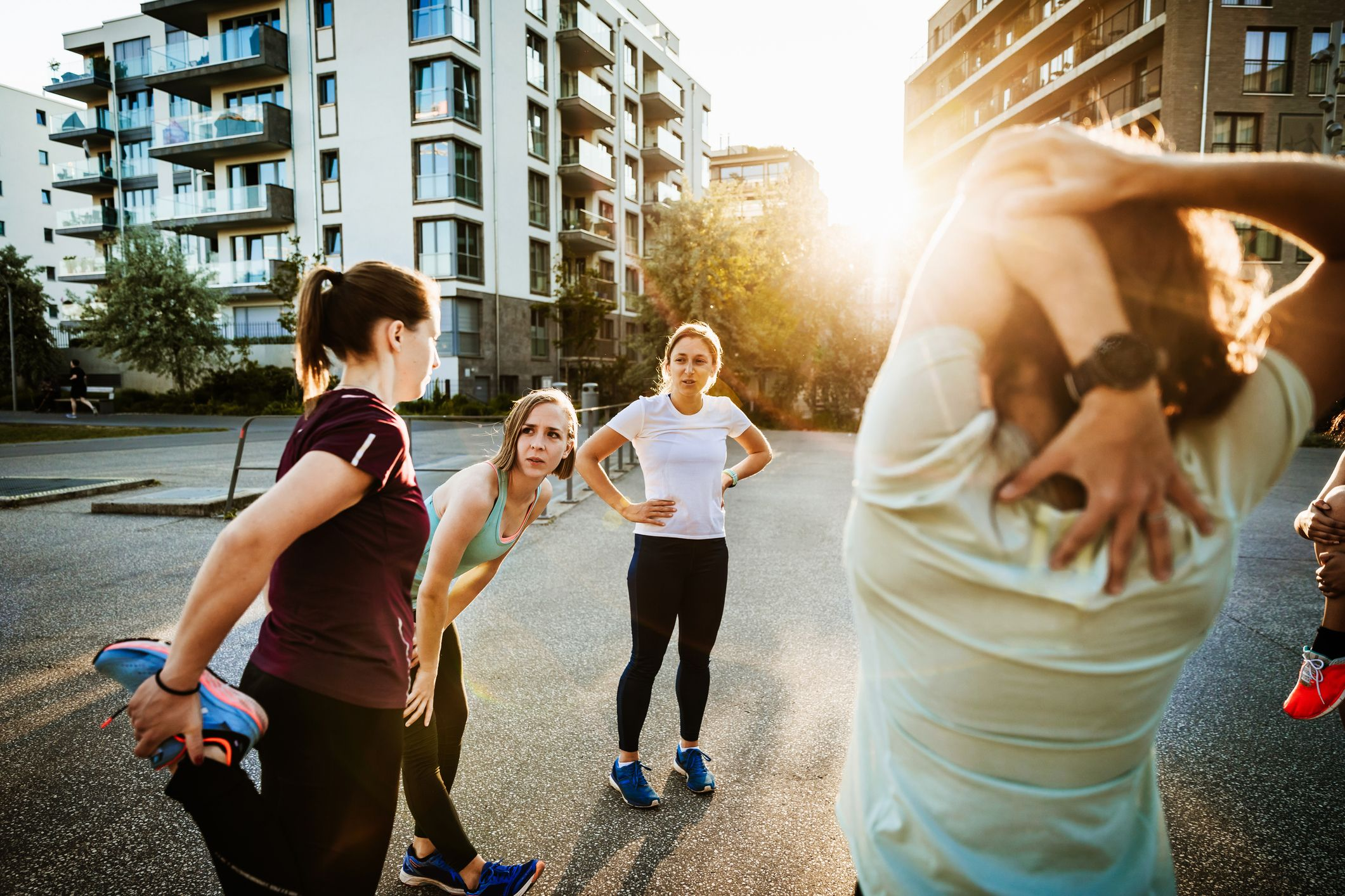 Women: Here's Why You Should Talk About Your Scariest Running Moment