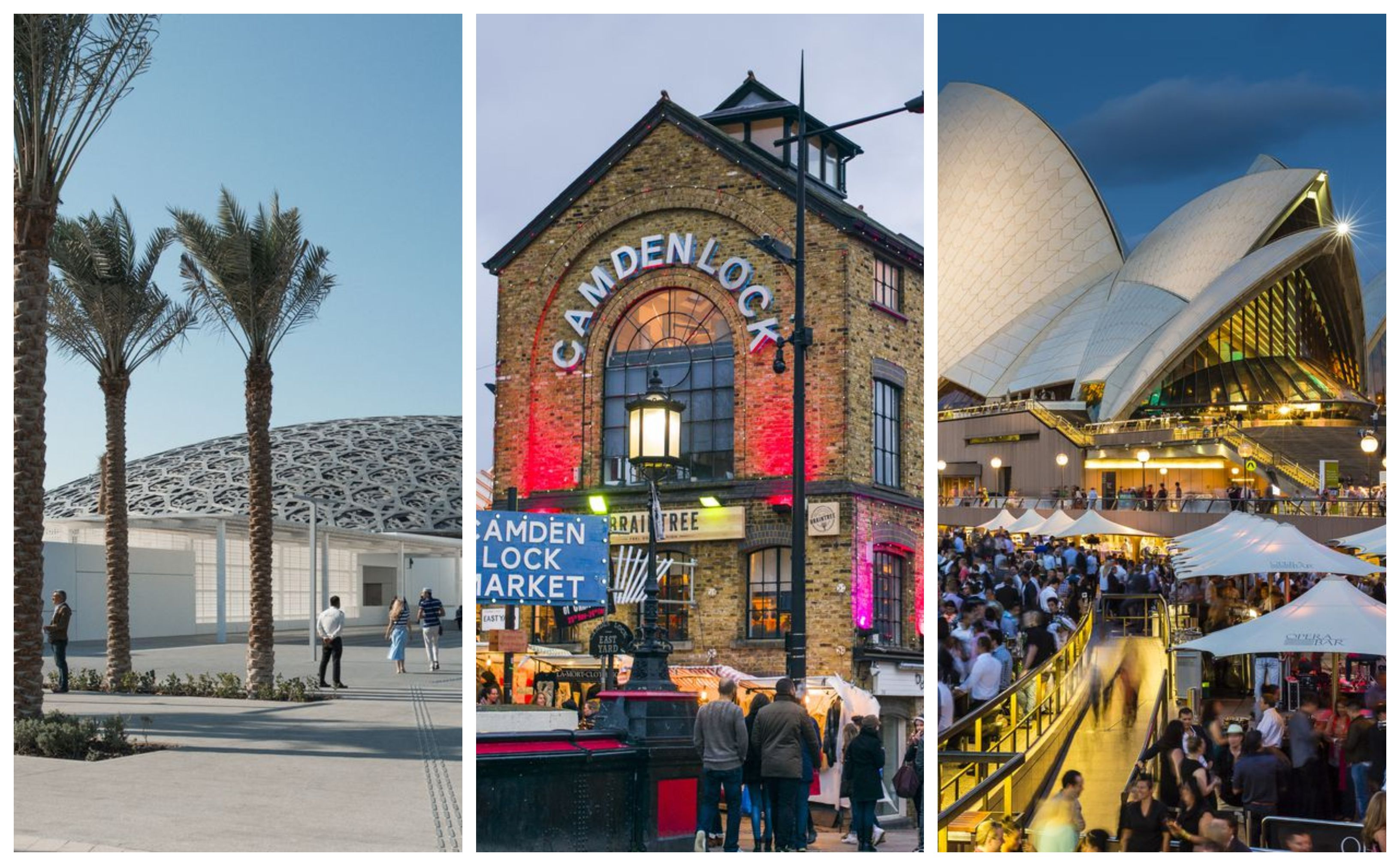 These are the 7 urban wonders of the world