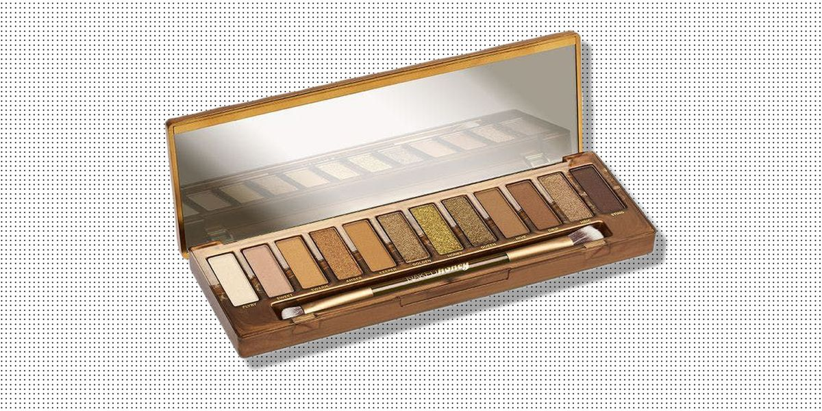 Urban Decay Launch Their New Naked Honey Palette-9101