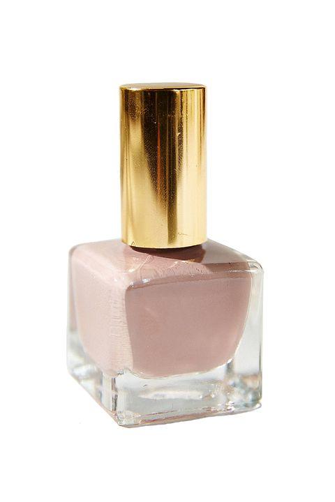 Nail polish, Product, Cosmetics, Pink, Nail care, Beauty, Beige, Material property, Nail, Liquid,