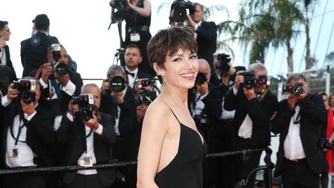Úrsula Corberó en la alfombra roja del Festival de Cannes.