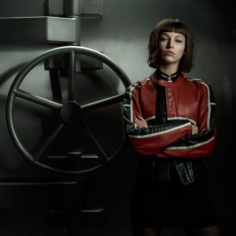 Who S Tokio On La Casa De Papel Money Heist Meet úrsula Corberó