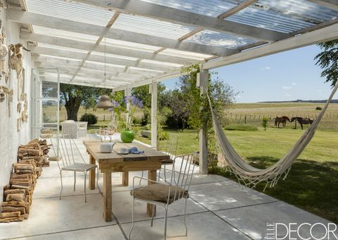 Tour A Country Home Renovation In Uruguay Beautiful Homes